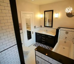 Bathroom Remodeling Project - Huron Street Chicago