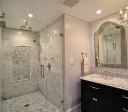 Master Bathroom Remodeling Project - Lake Forest